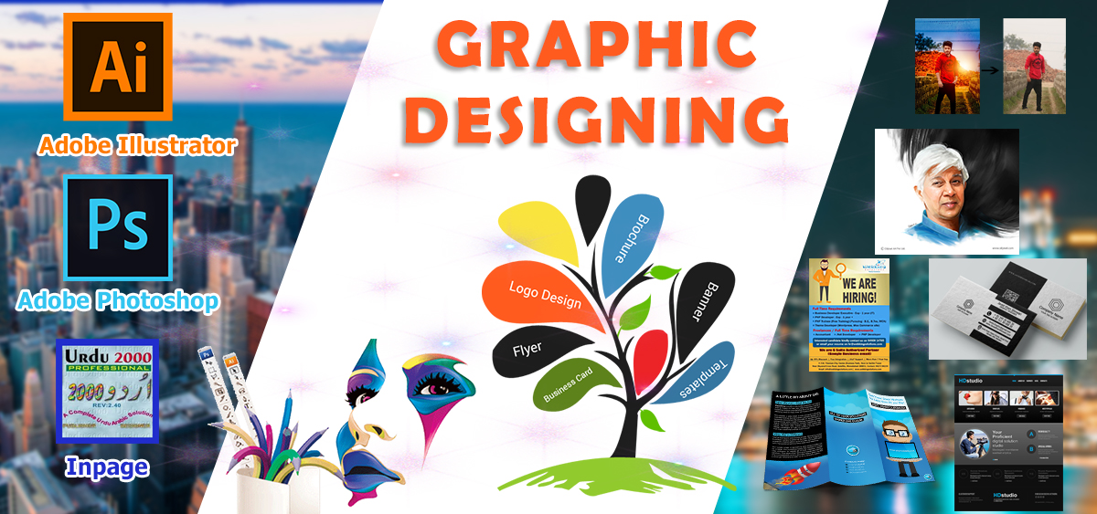 Learn Graphics Designing