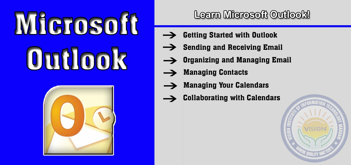 Learn Microsoft Outlook in Computer Essential Training (CET)