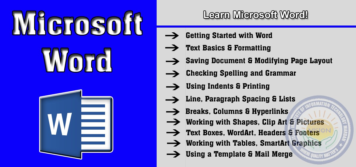 Learn Microsoft Word in MOS